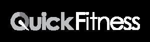 quick fitnes logo white